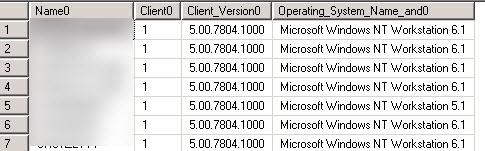 sccm client
