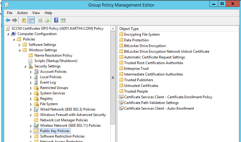 Part 4 setup ca server and deploy pkipublic key infrastructure in the enrollment policy configuration page enable configuration model and select the check box for renew expired certificates update pending certificates yadclub Image collections