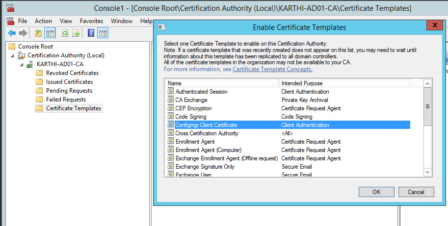 Part 4 setup ca server and deploy pkipublic key infrastructure configmgr client certificate template has now been enabled and next we need to deploy this via gpo for all domain computers for auto enrollment yadclub