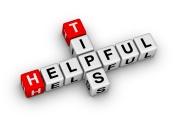 helpful tips crossword puzzle